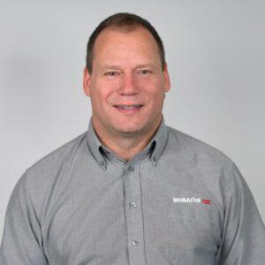 Komatsu Forest GmbH<br>Dr. Jürgen Munz<br>Sprecher des Firmenbeirates
