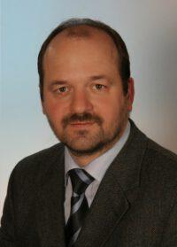 Prof. Müller Portrait